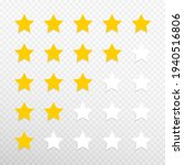 five stars rating concept...
