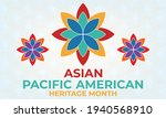 may is asian pacific american... | Shutterstock .eps vector #1940568910