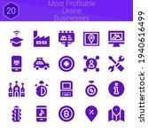most profitable online...