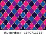 mosque window pattern. tender... | Shutterstock .eps vector #1940711116