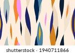 hand drawn trendy minimal... | Shutterstock .eps vector #1940711866