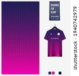 soccer jersey pattern design.... | Shutterstock .eps vector #1940742979