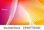 Abstract Colorful Background Of ...