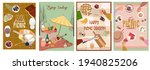 summer picnic poster or...   Shutterstock .eps vector #1940825206