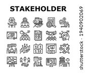 stakeholder business collection ... | Shutterstock .eps vector #1940902069