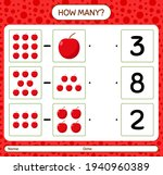 how many counting game with...   Shutterstock .eps vector #1940960389