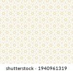 seamless vector abstract...   Shutterstock .eps vector #1940961319