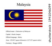 malaysia national flag  country'...   Shutterstock .eps vector #1941046099