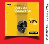 social media post design for a...   Shutterstock .eps vector #1941124969