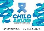 child abuse prevention month.... | Shutterstock .eps vector #1941156076