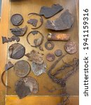 Assortment Of Rusty Objects...