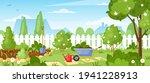 gardening. vector illustration...   Shutterstock .eps vector #1941228913