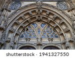 Portico Of The...
