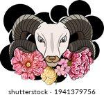 zodiac signs set of horoscope... | Shutterstock .eps vector #1941379756
