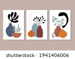 abstract posters  wall art... | Shutterstock .eps vector #1941406006
