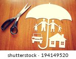 conception of insurance | Shutterstock . vector #194149520