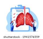 pulmonologist virologist...   Shutterstock .eps vector #1941576559