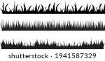 vector  isolated  silhouette... | Shutterstock .eps vector #1941587329