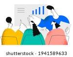 brainstorm  negotiations ... | Shutterstock .eps vector #1941589633