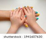 Gentle Hands Multicolored...
