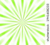 sun rays background. green... | Shutterstock .eps vector #1941608233