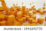 abstract 3d rendering of... | Shutterstock . vector #1941692770