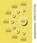 seven steps vertical... | Shutterstock .eps vector #1941715726