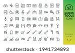 gardening  garden tools and...   Shutterstock .eps vector #1941734893