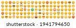 Set Of 100 Emoticon Smile Icons....