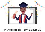 african   american young...   Shutterstock .eps vector #1941852526