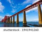 Forth Railway Bridge Scotland ...