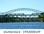 Arrigoni Bridge And Railroad...