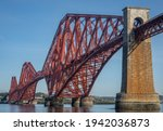The Famous Forth Bridge In...