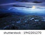 Carpathian Summer Mountain...
