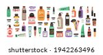 set of different beauty... | Shutterstock .eps vector #1942263496