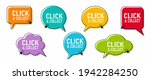 click and collect bubble vector ... | Shutterstock .eps vector #1942284250