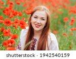 Ukrainian Beautiful Woman In...
