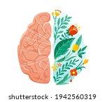 mental health vector... | Shutterstock .eps vector #1942560319