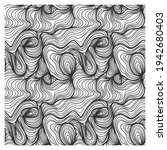 abstract seamless pattern with... | Shutterstock .eps vector #1942680403