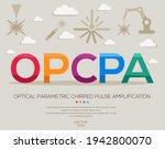 Opcpa Mean  Optical Parametric...