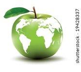 Environmental Earth Concept  ...