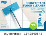 ad template layout of bleach or ... | Shutterstock .eps vector #1942840543