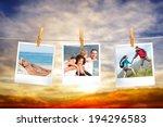 composite image of instant... | Shutterstock . vector #194296583