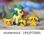 Pokemon Toys Modeled By...