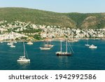 View Of The Bodrum Bay. Bodrum ...