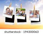 composite image of instant... | Shutterstock . vector #194300063
