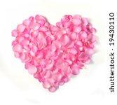 Detail Of Valentine Background...