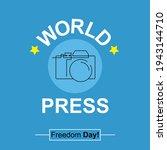 World Press Freedom Day...
