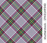 Check Pattern Colorful Glen In...