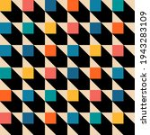 geometry abstract pattern swiss ...   Shutterstock .eps vector #1943283109